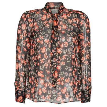 Kleidung Damen Tops / Blusen Ikks BQ13105-03 Multicolor