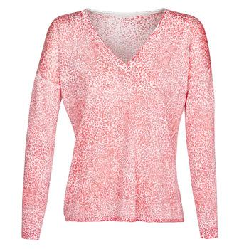 Kleidung Damen Pullover Ikks BQ18115-36 Rose