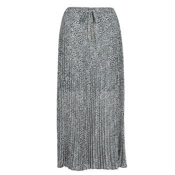 Kleidung Damen Röcke Ikks BQ27075-30 Schwarz / Weiss