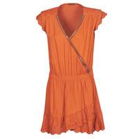 Kleidung Damen Kurze Kleider Ikks BQ30155-75 Orange