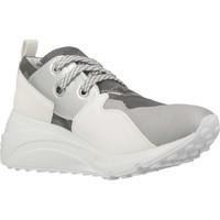 Schuhe Damen Sneaker Low Steve Madden CLIFF Weiß
