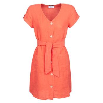 Kleidung Damen Kurze Kleider One Step RONIN Orange