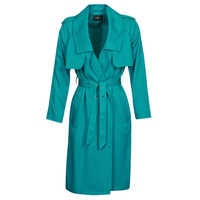 Kleidung Damen Trenchcoats One Step DAWY Blau