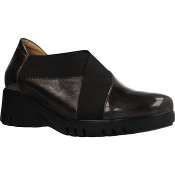 Schuhe Damen Slipper Piesanto 195931 Grau
