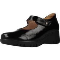 Schuhe Damen Derby-Schuhe & Richelieu Piesanto 195936 Schwarz