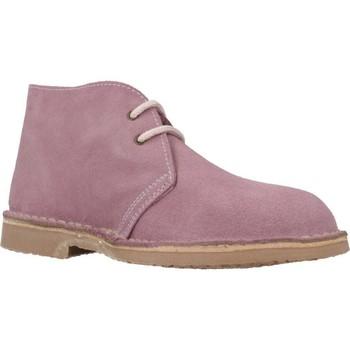 Schuhe Damen Boots Swissalpine 514W Rosa