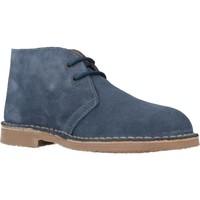 Schuhe Damen Boots Swissalpine 514W Blau