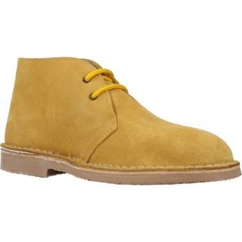 Schuhe Damen Boots Swissalpine 514W Gelb