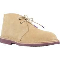 Schuhe Damen Boots Swissalpine 514W Beige