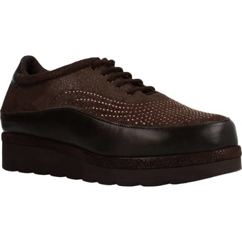 Schuhe Damen Sneaker Low Trimas Menorca 1361T Brown