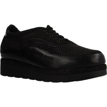 Schuhe Damen Sneaker Low Trimas Menorca 1361T Schwarz
