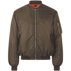 Kleidung Jacken Sols REMINGTON BOMBER Marrón