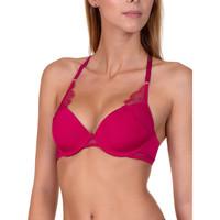 Unterwäsche Damen gepolstert Lisca Push-up-BH Zärtliche Liebe  rosa Zartrosa