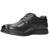 Schuhe Herren Derby-Schuhe Fluchos 24 Hrs mod.8657 Schwarz