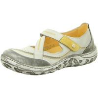 Schuhe Damen Derby-Schuhe Krisbut Slipper Slipper 2285-1-1 grau