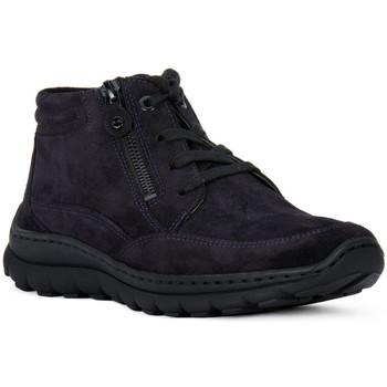 Schuhe Damen Multisportschuhe Ara VELOUR BLAU Blu
