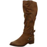 Schuhe Damen Stiefel Spm Shoes & Boots Stiefel 06098510-01 braun