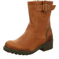 Schuhe Damen Stiefel Dessy Stiefeletten 46927WF braun