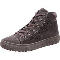 Schuhe Mädchen Stiefel Salamander Schnuerstiefel 331320225 N 3313202-25 schwarz