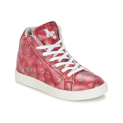 Sneaker American College RED Rot 350x350
