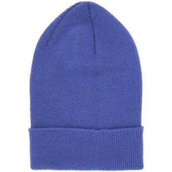 Accessoires Damen Mütze Anonyme Flammengestrickter Kopfhorer lila  ANYP259FX156 violet