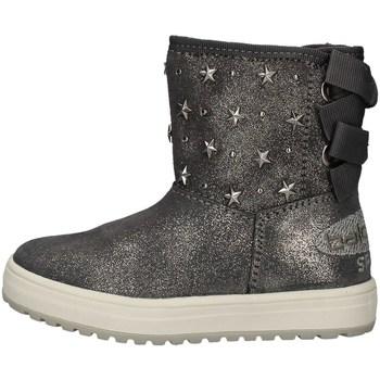 Schuhe Mädchen Klassische Stiefel Balducci BS907 GRAY