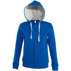 Kleidung Damen Sweatshirts Sols SOUL WOMEN SPORT Azul