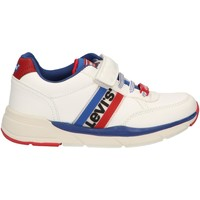Schuhe Kinder Multisportschuhe Levi's VORE0012S NEW OREGON Blanco
