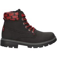 Schuhe Kinder Boots Levi's VFOR0020S FORREST Negro