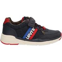 Schuhe Kinder Multisportschuhe Levi's VORE0012S NEW OREGON Azul
