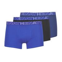 Unterwäsche Herren Boxer Athena BASIC COLOR Blau