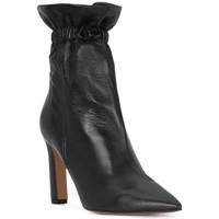 Schuhe Damen Low Boots Priv Lab NAPPA NERO Nero