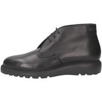Schuhe Herren Boots Mg Magica STONE01 Ankle Mann schwarz schwarz