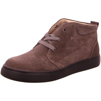 Schuhe Herren Stiefel Finn Comfort Warwick 1266-427018 grau