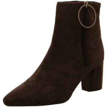 Schuhe Damen Stiefel Peter Kaiser Stiefeletten LAURINA 93419898 2 braun