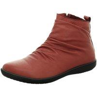 Schuhe Damen Stiefel Andrea Conti Stiefeletten 0344577-024 rot