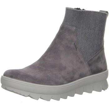 Schuhe Damen Stiefel Superfit Stiefeletten 5-00504-22 grau