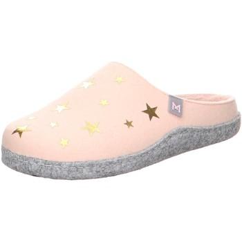 Schuhe Damen Hausschuhe Macarena Cocun COCUN10 rosa