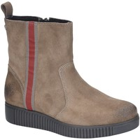 Schuhe Damen Boots Idana Stiefeletten 264667206 grau