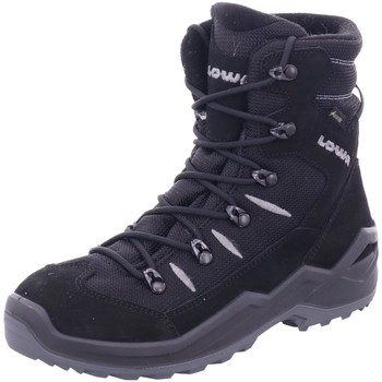 Schuhe Jungen Stiefel Lowa Winterstiefel 650555-9930 schwarz