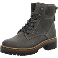 Schuhe Damen Stiefel Black Stiefeletten 264648000206 Other