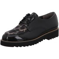 Schuhe Damen Derby-Schuhe & Richelieu Paul Green Schnuerschuhe 1629 1629-175 schwarz