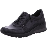 Schuhe Damen Sneaker Low Waldläufer Schnuerschuhe H-Clara 939H01-208-001 schwarz