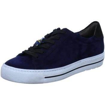 Schuhe Damen Sneaker Paul Green  blau