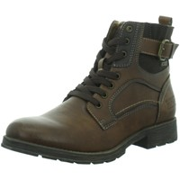 Schuhe Herren Stiefel Montega 7912903,cognac 7912903 00205 braun