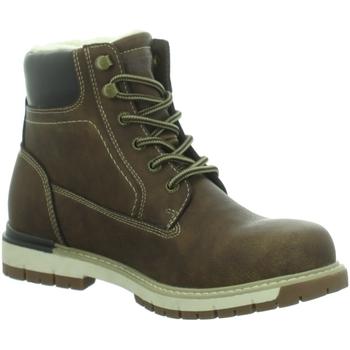 Schuhe Herren Boots Tom Tailor 7985402,rust 7985402 00066 braun