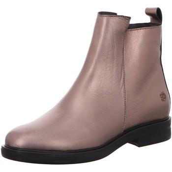 Schuhe Damen Stiefel Apple Of Eden Stiefeletten Schlupfstiefelette Stiefel Boot Gold Neu Taylar 18 gold