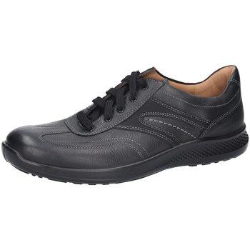 Schuhe Herren Sneaker Low Jomos Schnuerschuhe 3222202 322202 schwarz