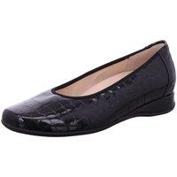 Schuhe Damen Slipper Hassia Slipper 83017030100 schwarz