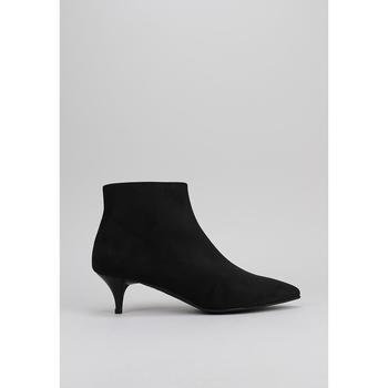 Schuhe Damen Low Boots Krack BAILE Schwarz